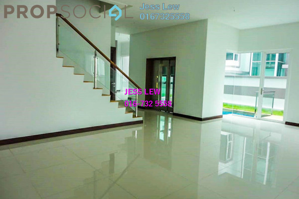 For Sale Semi-Detached at Beverly Heights, Ukay Freehold Unfurnished 7R/8B 2.6m