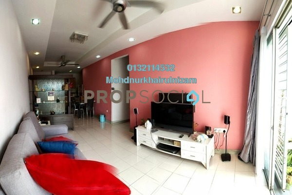 For Sale Condominium at Park Avenue, Damansara Damai Freehold Unfurnished 3R/2B 325k