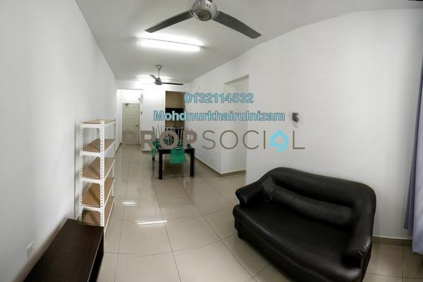 For Sale Condominium at The Arc, Cyberjaya Freehold Semi Furnished 3R/2B 320k