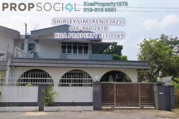 For Sale Semi-Detached at Taman Chung Hua, Kuching Leasehold Unfurnished 5R/3B 1m