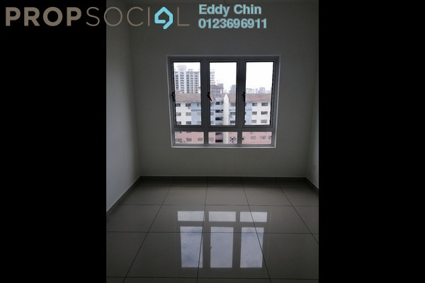 For Rent Condominium at The Edge Residen, Subang Jaya Freehold Semi Furnished 2R/2B 1.5k