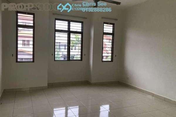 For Rent Terrace at Tiara Putra, Bukit Rahman Putra Freehold Semi Furnished 4R/3B 1.5k
