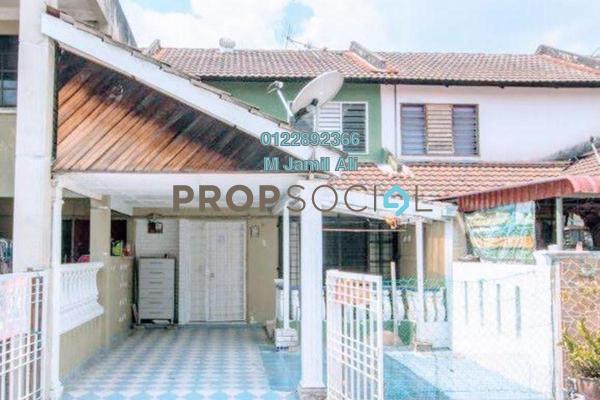 For Sale Terrace at Taman Kantan Permai, Kajang Freehold Unfurnished 3R/3B 360k