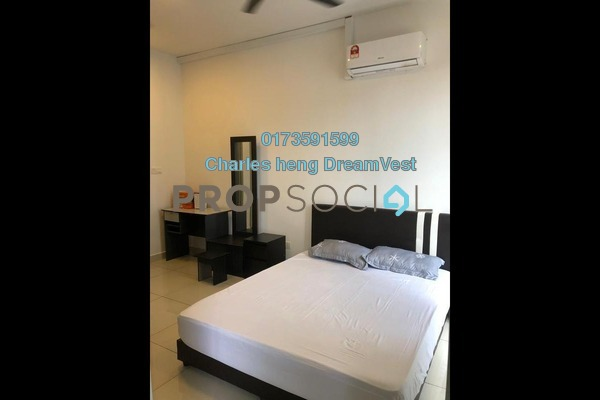 For Rent Condominium at You Vista @ You City, Batu 9 Cheras Freehold Fully Furnished 0R/1B 1.05k