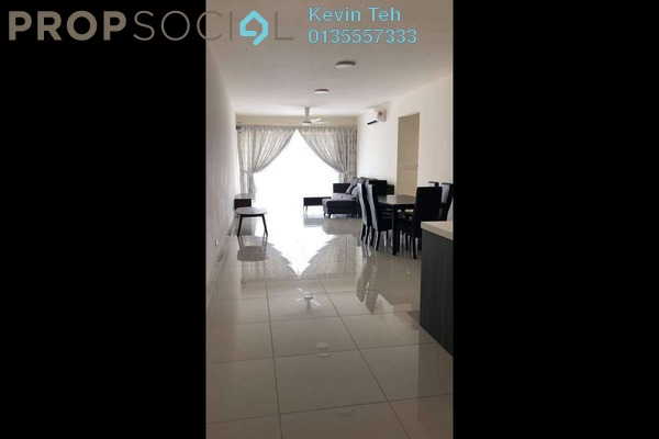 For Rent Condominium at 28 Dutamas, Dutamas Freehold Semi Furnished 3R/4B 3.3k