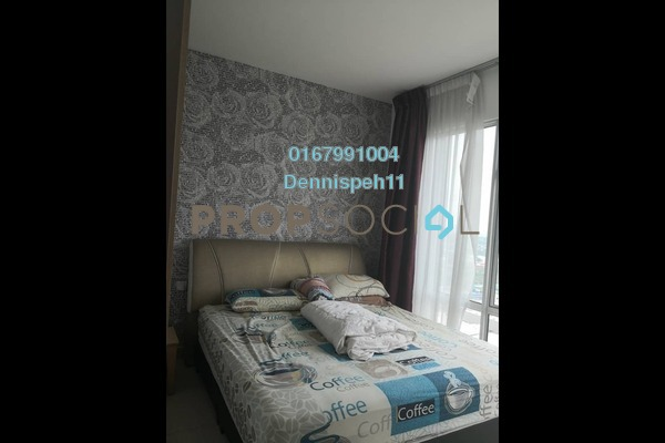For Sale Condominium at Pandan Residence 1, Johor Bahru Leasehold Semi Furnished 1R/1B 260k