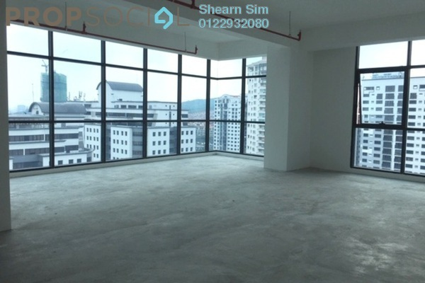 For Rent Office at Kiara 163, Mont Kiara Freehold Unfurnished 0R/0B 6.15k