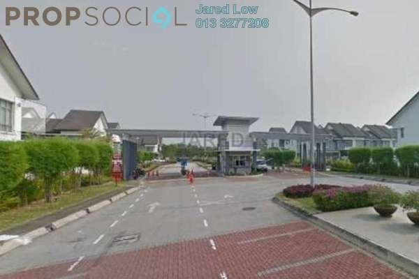 For Sale Terrace at Indah Residences, Kota Kemuning Freehold Fully Furnished 4R/4B 880k