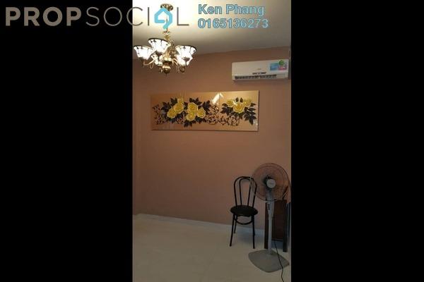 For Sale Condominium at Miharja Condominium, Cheras Freehold Fully Furnished 3R/2B 460k