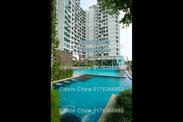 For Sale Condominium at Nautica Lake Suites @ Sunway South Quay, Bandar Sunway Freehold Unfurnished 3R/0B 752k