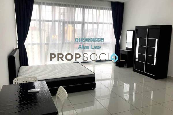 For Rent Serviced Residence at 3 Towers, Ampang Hilir Freehold Semi Furnished 0R/1B 1.7k
