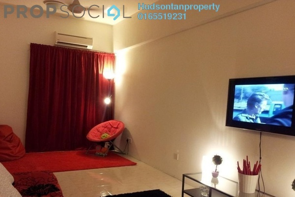 For Sale Condominium at Spring Ville, Ukay Freehold Semi Furnished 3R/2B 220k