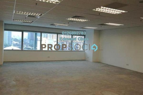 For Sale Office at Strata Office Suites @ KL Eco City, Mid Valley City Freehold Semi Furnished 0R/0B 1.19m