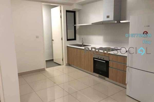 For Rent Condominium at Nadayu62, Melawati Freehold Semi Furnished 3R/2B 1.8k