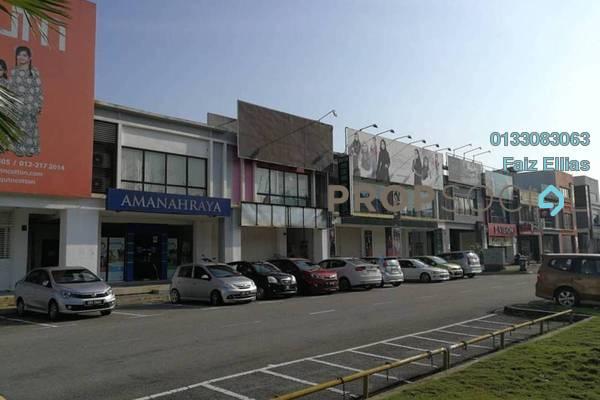 For Rent Shop at Seri Bangi, Bandar Baru Bangi Freehold Unfurnished 0R/4B 6.8k