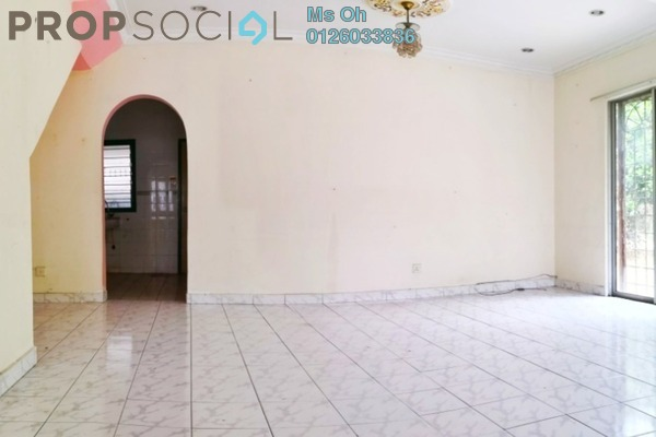 For Rent Terrace at PP 3, Taman Putra Prima Freehold Unfurnished 4R/3B 1.2k