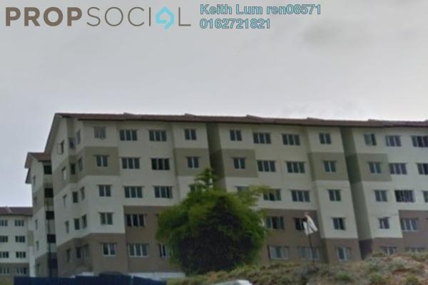 For Sale Apartment at Kampung Sungai Tangkas, Kajang Leasehold Unfurnished 3R/2B 180k