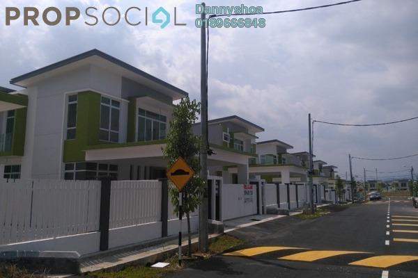 For Sale Bungalow at Taman Senawang Perdana, Senawang Freehold Unfurnished 6R/4B 638k