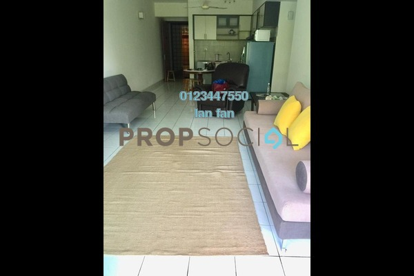 For Rent Condominium at Riana Green, Tropicana Freehold Fully Furnished 2R/1B 2k