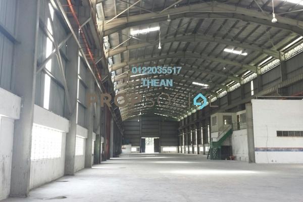 For Rent Factory at Bukit Kemuning Industrial Park, Kota Kemuning Freehold Unfurnished 0R/0B 92k