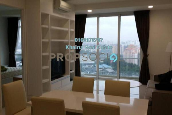 For Rent Serviced Residence at Camellia, Bangsar South Freehold Fully Furnished 2R/1B 3.5k