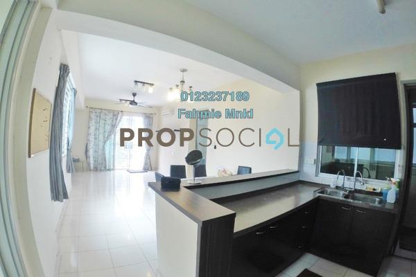 For Rent Condominium at Perdana Emerald, Damansara Perdana Freehold Fully Furnished 5R/2B 2k