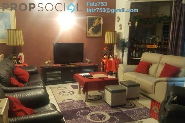 For Sale Terrace at Taman Bukit Utama, Bukit Antarabangsa Freehold Semi Furnished 5R/3B 520k