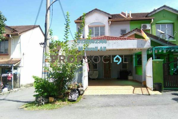 For Sale Terrace at Seksyen 2, Bandar Bukit Mahkota Freehold Semi Furnished 4R/3B 465k