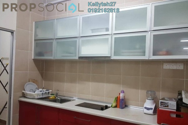 For Rent Apartment at OUG Parklane, Old Klang Road Freehold Fully Furnished 3R/2B 1.6k