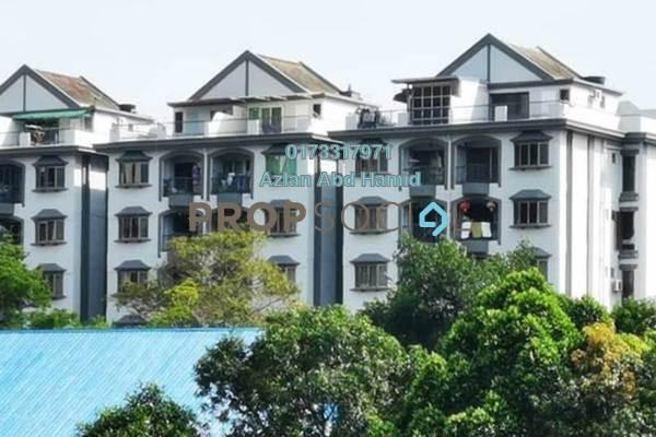 For Sale Duplex at Sri Kinabalu, Wangsa Maju Freehold Semi Furnished 5R/2B 600k