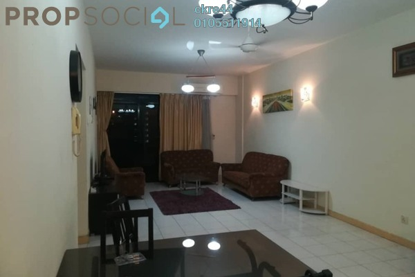 For Rent Condominium at One Ampang Avenue, Ampang Freehold Fully Furnished 3R/3B 2.1k