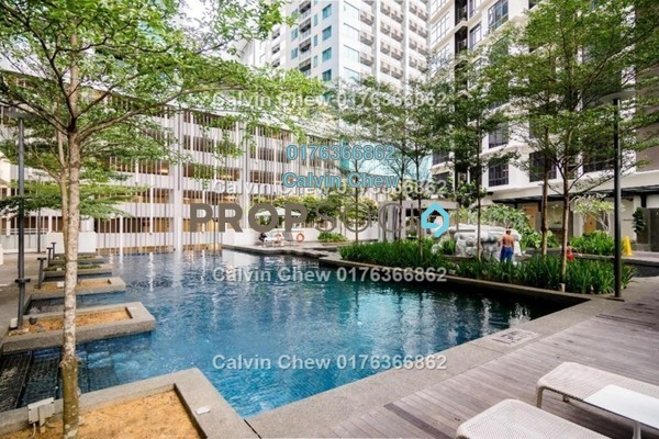 For Sale Serviced Residence at 188 Suites, KLCC Leasehold Unfurnished 2R/3B 1.17m