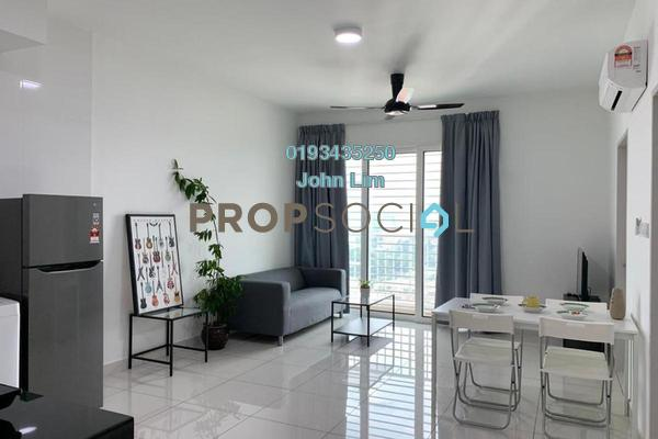 For Rent Condominium at Court 28 @ KL City, Sentul Freehold Fully Furnished 2R/2B 2.2k