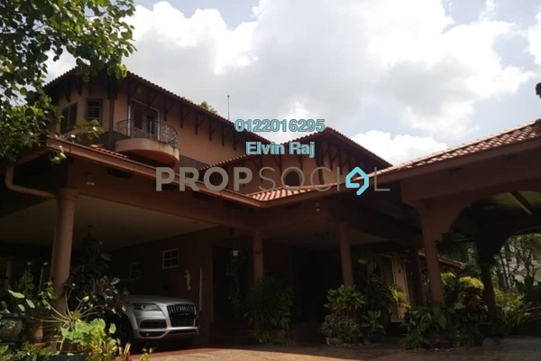 For Sale Bungalow at Section 5, Petaling Jaya Freehold Semi Furnished 6R/5B 5.2m
