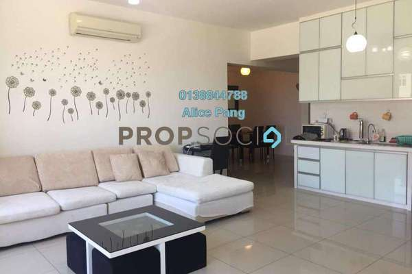 For Sale Condominium at Birch The Regency, Georgetown Freehold Fully Furnished 2R/2B 590k