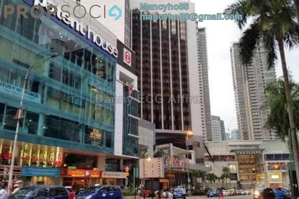 For Rent Office at Sungei Wang Plaza, Bukit Bintang Freehold Unfurnished 0R/0B 20k