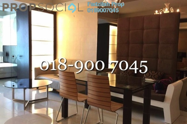 For Sale Condominium at Chelsea, Sri Hartamas Freehold Fully Furnished 1R/1B 500k