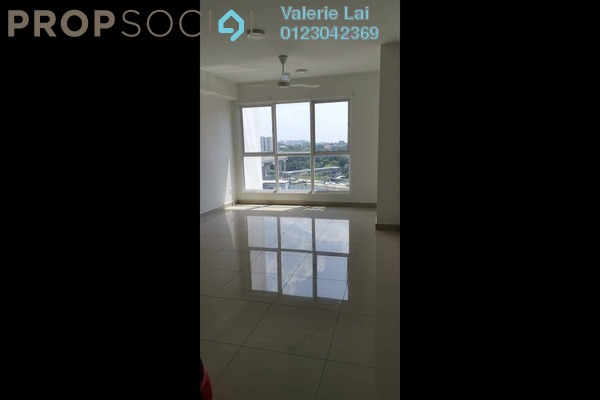 For Sale Serviced Residence at Pacific Place, Ara Damansara Freehold Semi Furnished 2R/2B 430k