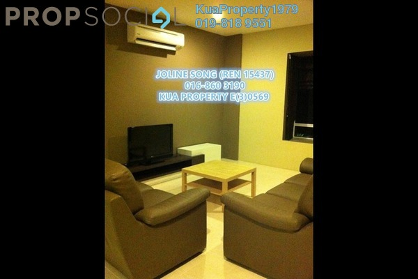 For Rent Condominium at The Ryegates, Kuching Freehold Fully Furnished 3R/2B 2.4k