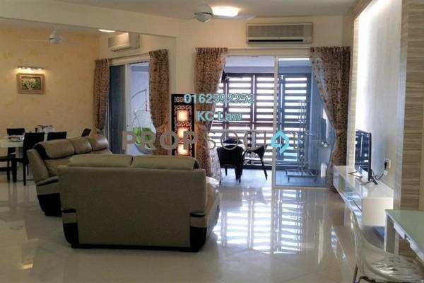 For Rent Condominium at 9 Bukit Utama, Bandar Utama Freehold Fully Furnished 4R/4B 5.8k