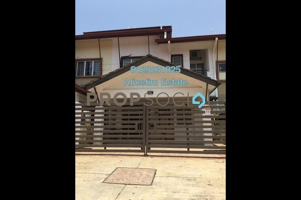 For Rent Terrace at Jasmin, Denai Alam Freehold Fully Furnished 4R/3B 2k