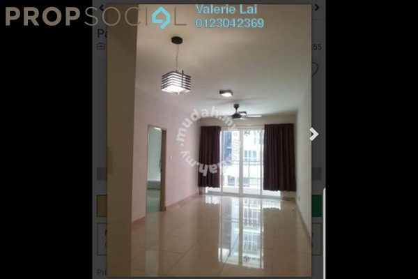 For Sale Serviced Residence at Pacific Place, Ara Damansara Freehold Semi Furnished 2R/2B 500k