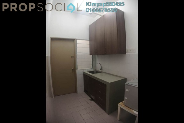For Rent Apartment at 162 Residency, Selayang Freehold Semi Furnished 3R/2B 1k
