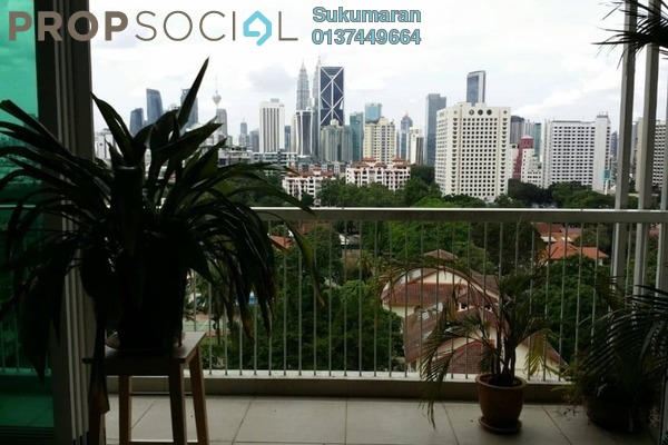 For Sale Condominium at Embassyview, Ampang Hilir Freehold Fully Furnished 3R/3B 1.75m