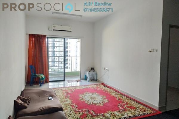 For Sale Condominium at Ivory Residence, Kajang Freehold Unfurnished 3R/2B 375k