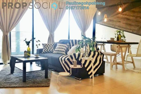 For Sale Condominium at Verde, Ara Damansara Freehold Fully Furnished 3R/2B 1.09m