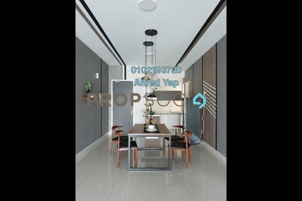 For Rent Condominium at 9INE, Batu 9 Cheras Freehold Fully Furnished 3R/2B 2k