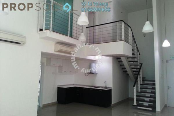 For Sale Duplex at The Scott Soho, Old Klang Road Freehold Semi Furnished 2R/2B 650k
