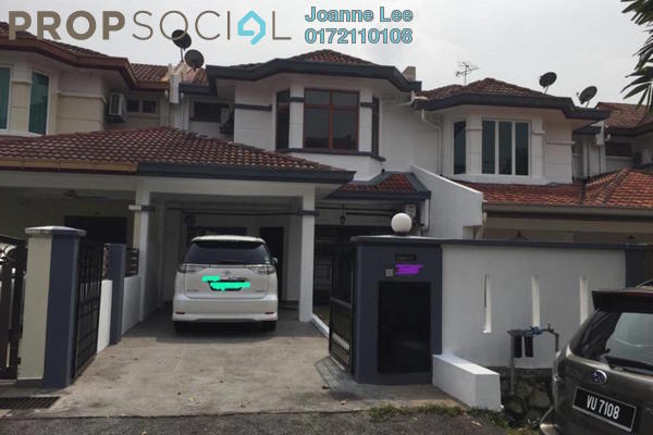 For Rent Terrace at Tropicana Indah, Tropicana Freehold Semi Furnished 4R/3B 2.3k