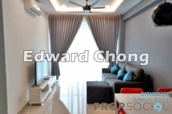 For Sale Condominium at Tropicana Bay Residences, Bayan Indah Freehold Fully Furnished 3R/2B 850k